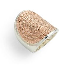 Anna Beck - Saddle Ring - Lyst