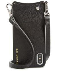 Bandolier - Emma Leather Iphone X & Xs/xs Case - Lyst