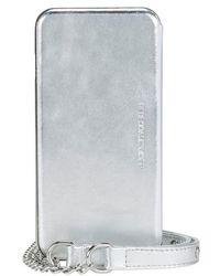 Rebecca Minkoff - Iphone 7 Mirror Folio Case - Lyst