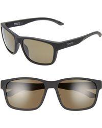 c89b65f2ad Lyst - Smith  pace  65mm Chromapop(tm) Polarized Sunglasses for Men