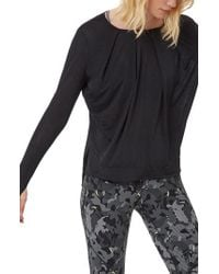 Sweaty Betty - Hinoki Long Sleeve Tee - Lyst