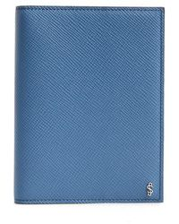 Stefano Serapian - Evolution Leather Passport Case - Lyst