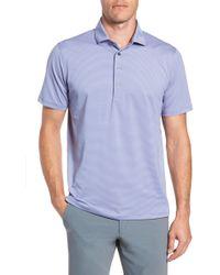 Greyson - Saranac Stripe Polo - Lyst
