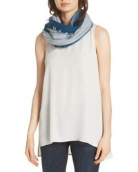Eileen Fisher - Ombre Scarf - Lyst