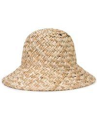 Brixton - Kennedy Straw Hat - - Lyst
