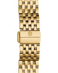 Michele - 'deco Ii' 16mm Bracelet Watchband (nordstrom Exclusive) - Lyst