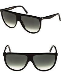 Céline - 62mm Pilot Sunglasses - - Lyst