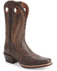 Ariat - High Desert Cowboy Boot - Lyst