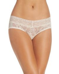 CALVIN KLEIN 205W39NYC - Hipster Panties - Lyst