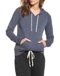 Alternative Apparel - Athletics Pullover Hoodie - Lyst