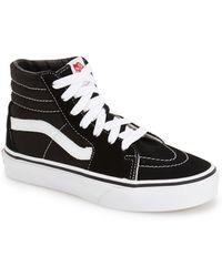 Vans Scotchgard Slip-on Mid Dx Sneaker in Black - Lyst ec5f95d85