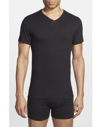 Polo Ralph Lauren - 3-pack Trim Fit T-shirt, Black - Lyst