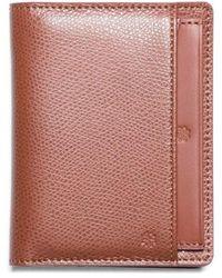 Hook + Albert | Leather Bifold Wallet | Lyst