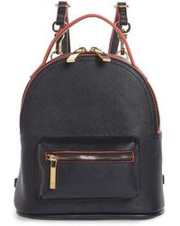 Deux Lux - Annabelle Mini Faux Leather Backpack - - Lyst
