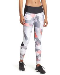 Under Armour - Fly Fast Heatgear Leggings - Lyst