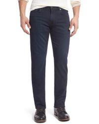 PAIGE - 'normandie - Transcend' Straight Leg Jeans - Lyst