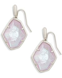 Kendra Scott - Dax Drop Earrings - Lyst