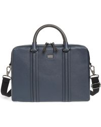 Ted Baker - Crossgrain Document Briefcase - Lyst