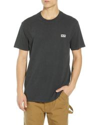 Obey - Jumble Lo-fi Pigment T-shirt - Lyst