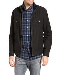Billy Reid - Standard Fit Shirt Jacket - Lyst