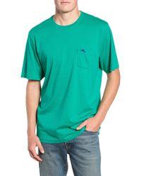 Tommy Bahama - 'new Bali Sky' Original Fit Crewneck Pocket T-shirt - Lyst