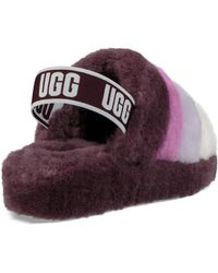 UGG - Fluff Yeah Slide (pink Dawn) Women's Slippers - Lyst