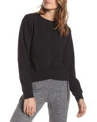 Zella - Uplifted Sweatshirt - Lyst