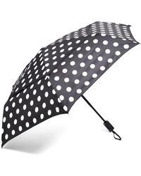 5b8f596aa Shedrain Windpro(r) Auto Open & Close Umbrella in Blue - Lyst
