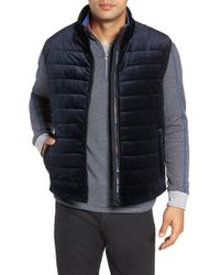Robert Graham - Guiffery Classic Fit Quilted Vest - Lyst