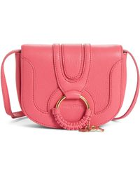 See By Chloé - Mini Hana Leather Crossbody Bag - Lyst