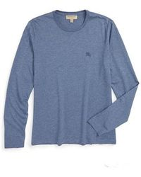 Burberry Brit - Newing Long Sleeve T-shirt - Lyst
