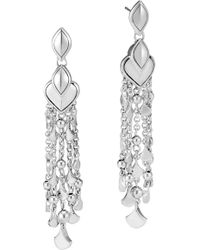 John Hardy - Legends Naga Chandelier Stud Earrings - Lyst