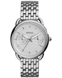 Fossil - 'tailor' Multifunction Bracelet Watch - Lyst