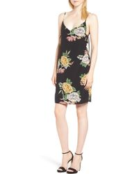 BISHOP AND YOUNG - Bishop + Young Enchanted Garden Lace-up Dress - Lyst