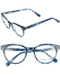 Derek Lam - 50mm Optical Glasses - - Lyst