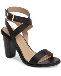Very Volatile | Poshy Ankle Wrap Sandal | Lyst