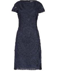 JS Collections - Soutache Dress - Lyst