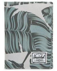 Herschel Supply Co. - Raynor Rfid Passport Holder - Lyst