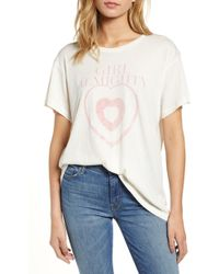Wildfox - Girl Almighty Manchester Tee - Lyst