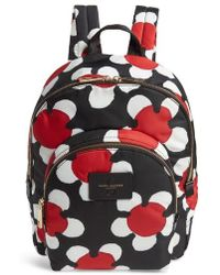 Marc Jacobs | Double Pack Daisy Print Nylon Backpack | Lyst