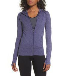 Zella | So Sleek Jacket | Lyst
