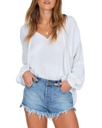 Amuse Society - Clear Skies Top - Lyst