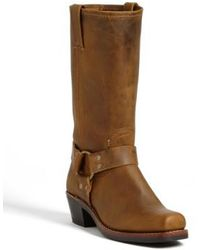 Frye - 'harness 12r' Leather Boot - Lyst