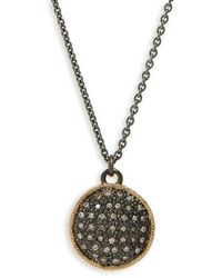 Armenta - New World Diamond Pendant Necklace - Lyst