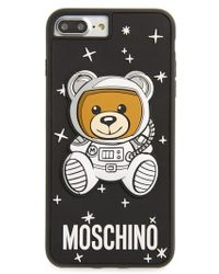 Moschino - Ufo Teddy Iphone 6/6s/7/8 Plus Case - - Lyst