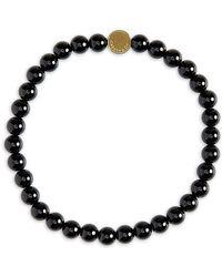 Caputo & Co. - Stone Bead Bracelet - Lyst