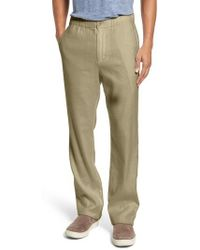 Tommy Bahama - Relaxed Linen Pants - Lyst