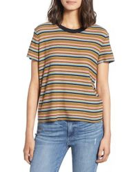 James Perse - Vintage Boy Tee - Lyst