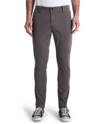 Neuw - Rock Slim Fit Utility Pants - Lyst