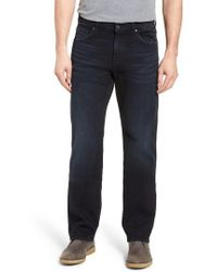 7 For All Mankind - 7 For All Mankind Luxe Austyn Relaxed Fit Jeans - Lyst